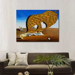 Online Art Gallery Paintings By Salvador Dali High Quality The Enigma Of Desire Hand Painted Home Decor
