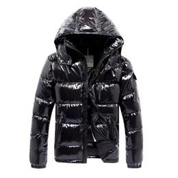 online shopping Men Casual Down Jacket MAYA Down Coats Mens Outdoor Fur Collar Warm Feather dress Winter Coat outwear outer wear JACKETS