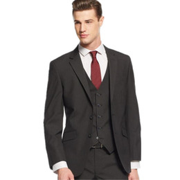 Discount Suit Charcoal Business | 2017 Suit Charcoal Business on