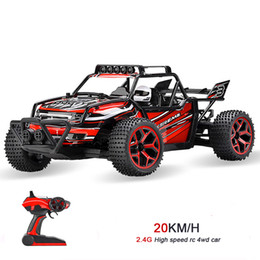 wholesale 118 high speed rc cars 24g 4wd drift off road buggy electric nitro remote control toys model racing car for kids best gift