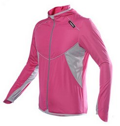 online shopping Cycling Jersey Bike Bicycle spring jackets and coats Running Long Sleeves Quick Dry Cycling Clothing Shirts DHL Fedex