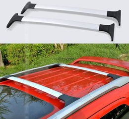 High Quality Suv Car 2 Pcs Set Roof Rack Luggage Rack Roof Racks Cross Bar  Accessories For Ford Ecosport.