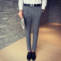 Pleated Mens Dress Pants Online | Pleated Mens Dress Pants for Sale