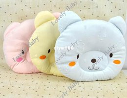 Wholesale Package mail selling small mudskipper baby memory foam pillow shaped pillow velvet baby newborn anti migraine and baby with a pillow pillow