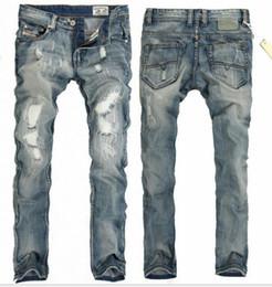 Light Jeans Big Holes Online | Light Jeans Big Holes for Sale