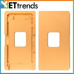 high quality frame with glass lens mould for iphone 7 plus replacement repair parts free shipping by dhl ab0292