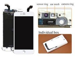 Qualité AAA qualité pour iPhone 5 5C 5S écran LCD écran tactile numériseur Full Assembly pièces de rechange