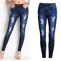 Discount Ladies Ripped Skinny Jeans | 2017 Ladies Ripped Skinny