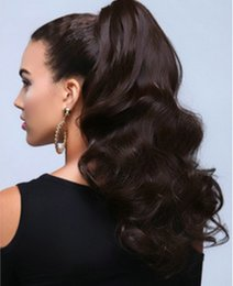Swell Curly Ponytails For Black Women Online Curly Ponytails For Black Hairstyles For Women Draintrainus