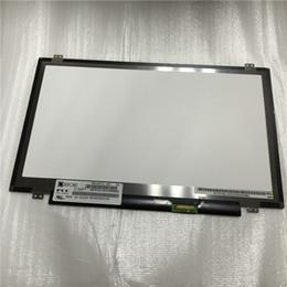 Panneaux LCD Lenovo 1920 * 1080 14 pouces 16: 9 Surfaces de pulvérisation Revêtements rigides Écrans pour ordinateur portable Panneaux LCD