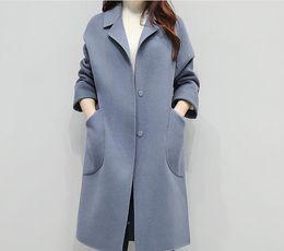 Women S Light Blue Wool Coat Online   Women S Light Blue Wool Coat