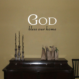 Discount Wall Stickers God Bless 2017 Wall Stickers God Home Decorators Catalog Best Ideas of Home Decor and Design [homedecoratorscatalog.us]