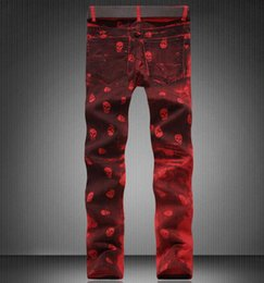 Cheap Red Skinny Jeans Online | Cheap Red Skinny Jeans for Sale