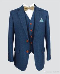 Discount Blue Tweed Blazer | 2017 Blue Tweed Blazer on Sale at