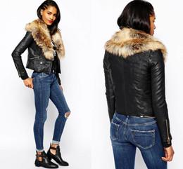 Fur Lined Leather Jacket Women Online | Fur Lined Leather Jacket
