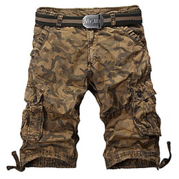 Discount Camo Short Cargo Pants | 2017 Camo Short Cargo Pants on ...