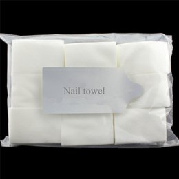 MAKARTT ногтей Влажные салфетки для снятия бумаги 900 шт пакета безворсовой салфетки для ногтей Влажные салфетки ватные подушечки F0072