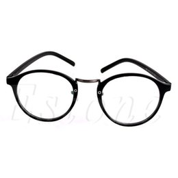 wholesale vintage metal optical circle frame brand designer fashion eyeglasses round glasses eyewear frames a46830