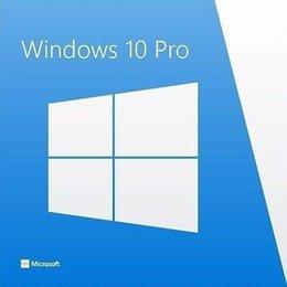 Windows 10 pro producto 32BIT / 64Bit win10 pro Activación en línea 100% de trabajo