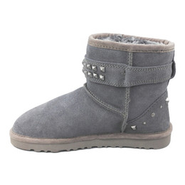 Discount Womens Grey Suede Ankle Boots | 2017 Womens Grey Suede ...