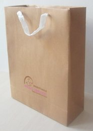 Discount Brown Paper Shopping Bags | 2017 Brown Paper Shopping ...