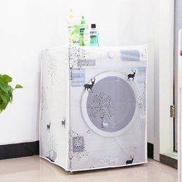 top load washing machine drum dropped