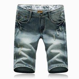 Discount Plus Size Denim Elastic Waist Shorts   2017 Plus Size ...