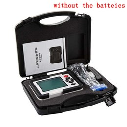 Wholesale- HT-2000(with box) Digital CO2 Meter CO2 Monitor Detector Gas Analyzer 9999ppm CO2 Analyzers Temperature Relative Humidity Tester