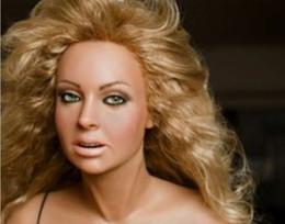 Wholesale 2015 nueva muñeca del sexo del estilo oral el discount Real Full silicone nueva muñeca masculina del sexo del sexdoll del silicón la mejor