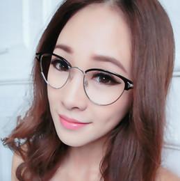 2017 womens eyeglasses frames wholesale myopia glasses frame womens new design eyeglasses frame goggles fashion