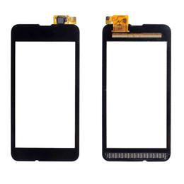 Lentille de verre OEM digitizer écran tactile pour Nokia Lumia 520 530 535 620 625 630 libre DHL