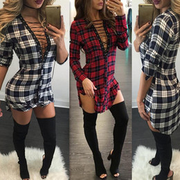 Short Plaid Skirt Sexy Online | Sexy Women Short Plaid Skirt for Sale
