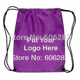 Discount Drawstring Bags Backpack Logo | 2017 Drawstring Bags ...