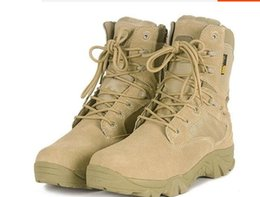Discount Black Combat Boots For Men | 2017 Black Military Combat ...