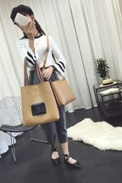 Discount Leather Shopping Bag Designs | 2017 Leather Shopping Bag ...