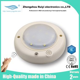 Light Bulb Suppliers Uk: Led lighting supplier UFO 3W 5W clapper activated lamp for stairs hallways  corridor ultra bright light bulb,Lighting
