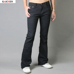 Slim Bootcut Jeans Men Online | Slim Bootcut Jeans For Men for Sale