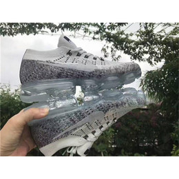 Cheap Nike VaporMax Grey Black Red