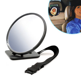 t20245 adjustable car back rear view baby safety mirror for rear reverse ward facing car seats kids monitor interior 169576601 cheap car seats for kids