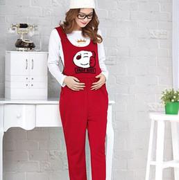 2016 Los nuevos mono de maternidad de la llegada de la maternidad de la llegada arropan los guardapolvos para las mujeres embarazadas de las mujeres embarazadas los pantalones de maternidad de los guardapolvos