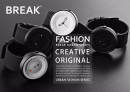 discount futuristic watches 2017 futuristic watches on at break futuristic luxury men women black fashion casual military quartz hot brand sports watches wristwatches shipping