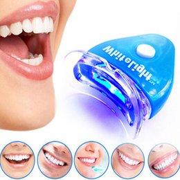 Alta qualidade Dental Whitelight Dente Whiter luz Whiten Teeth Whitening System Dental Removendo mancha de dentes Pacote OPP
