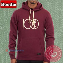 Red hoodies for sale