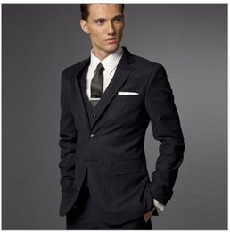 Mens Navy Blue Cotton Suit Online | Mens Navy Blue Cotton Suit for ...