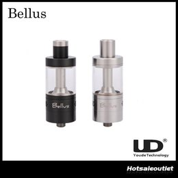 online shopping Authentic UD Bellus Tank Youde Top refilling Direct Blow Coils Vaporizer ml Capacity RTA RDA VS goblin mini Zephyrus Goliath V2
