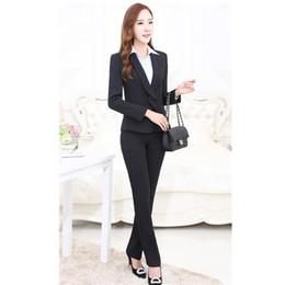 Discount Business Women Attire Suit | 2017 Business Women Attire ...