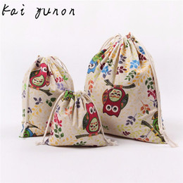 Owl Drawstring Bag Suppliers | Best Owl Drawstring Bag ...