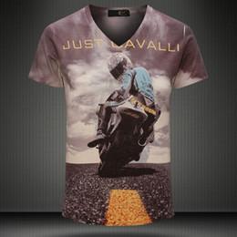 Wholesale La camiseta más nueva de los hombres La camiseta caliente de los hombres del verano del comercio exterior de la venta del hombre La camiseta corta de encargo de la manera D del algodón de la manga del caballero