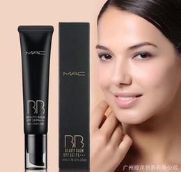 Wholesale Hot authentique MRC pas de temps hydratant blanchissant Correcteur Huile BB Cream nude maquillage gros