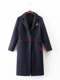 Discount Girls Navy Wool Coat | 2017 Girls Navy Wool Coat on Sale ...